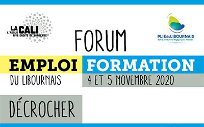 Forum de l'Emploi et de la Formation du Libournais