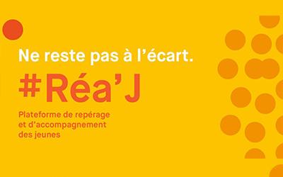 #Réa'J : La plateforme d'accompagnement des jeunes