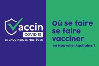 Vaccin COVID-19 : Où se faire vacciner?