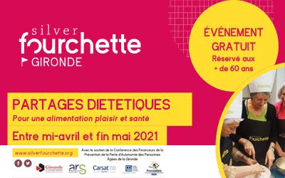 + de 60 ans : Partages diététiques en Fronsadais