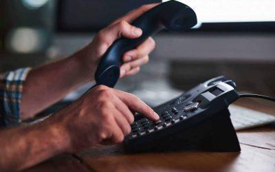 Rétablissement de l'incident sur nos lignes téléphoniques